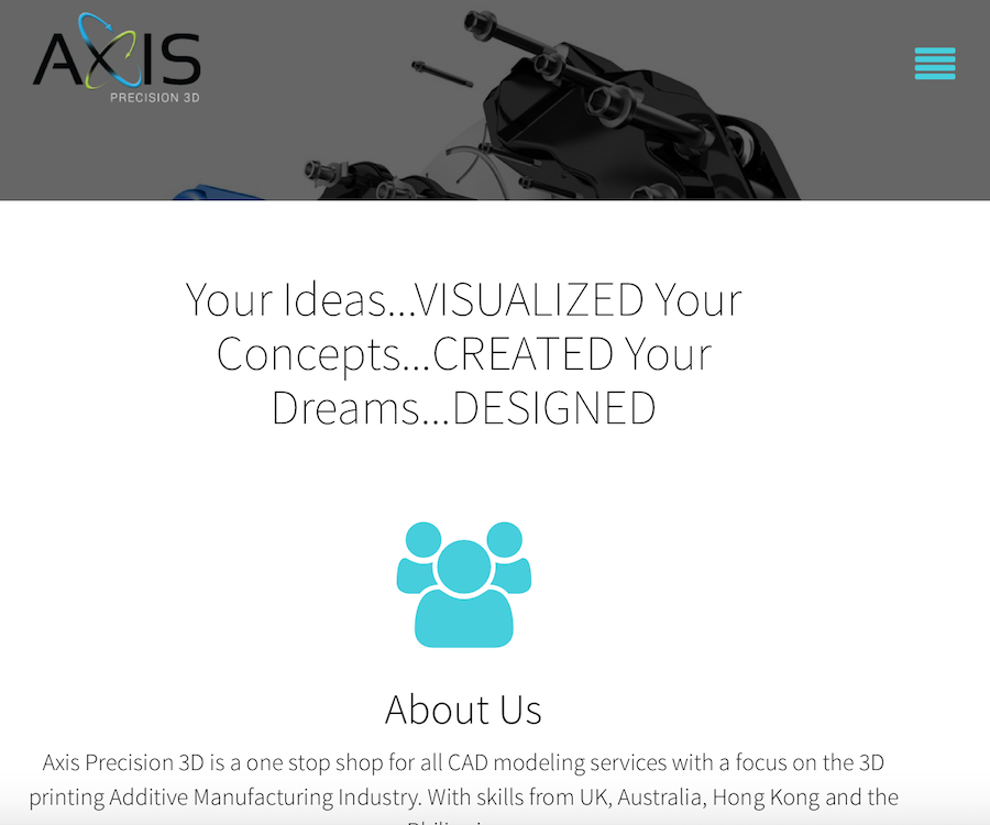 Axis 3D Printing
