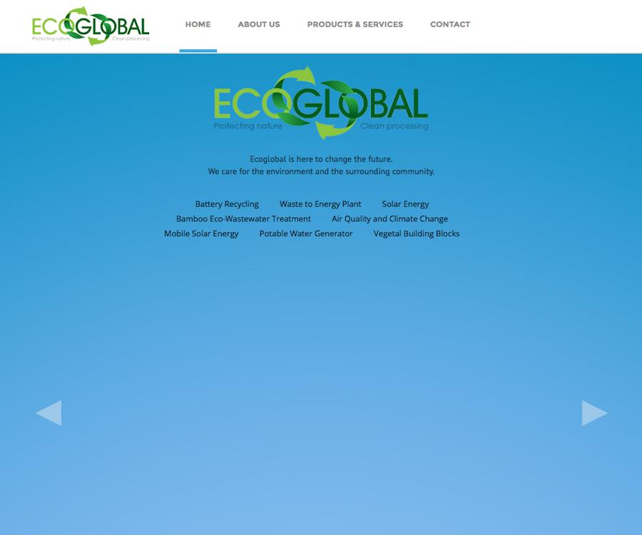Eco Global Inc.