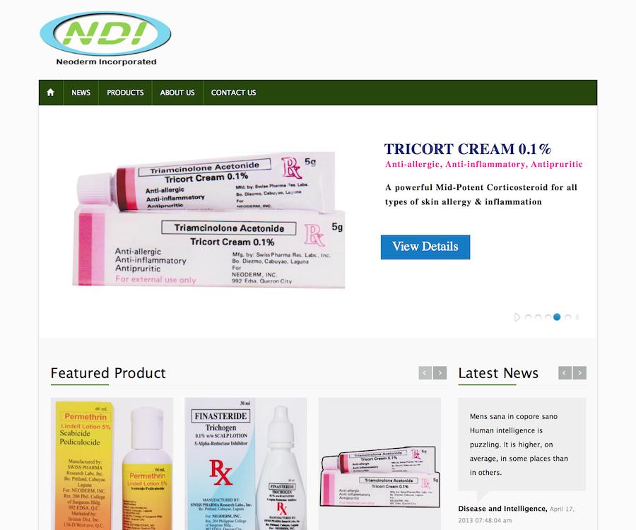 Neoderm Inc.