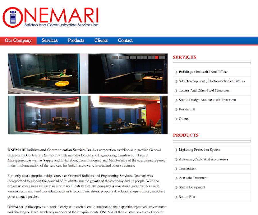 Onemari Builders